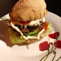 hamburger diétásan