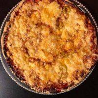 pizza diétásan